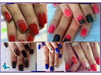 Mariana Mobile Manicure & Pedicure. Professional treatment in the comfort of your home
