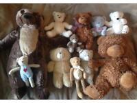 KIDS BABY PLUSH TOYS TY BEANIE DISNEY TEDDY BEARS BUNDLES