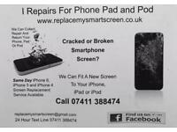 iPhone & iPad screen repair