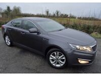 2013 Kia Optima 1.7CRDI Diesel, Sat. Nav. Leather.. Not a4 passat mondeo avensis