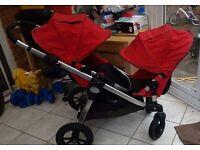 Baby Jogger City Select Double/Single Pram