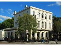 Full time Shift Leader required for lovely Hackney pub overlooking Victoria Park
