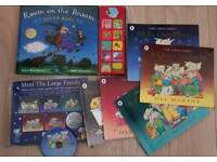 Room on the broom sound book and CD books