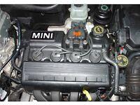 Mini engine 1.6 2001--2006 low miles