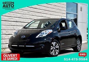 2015 Nissan Leaf *SL*CUIR*QUICKCHARGE*NAVIGATION*BOSE*24000KM*