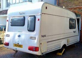 Caravan BAILEY Pageant PX SWAP +£2K car 4x4 campervan boat Mitsubishi Suzuki Jeep Land Rover Nissan