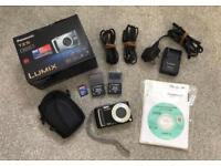 Camera - Panasonic LUMIX TZ5 + Extras