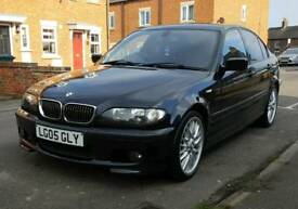 BMW 330 E46 2005 automatic low mileage