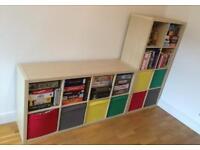 IKEA Kallax Shelves - two 2x4 shelves available