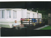 Static caravan - for sale Willerby Granada, size 35 x 12 ft