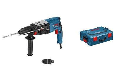 Bosch Bohrhammer mit SDS-Plus GBH 2-28 F in der L-Boxx + Bohrfutter Neuware!