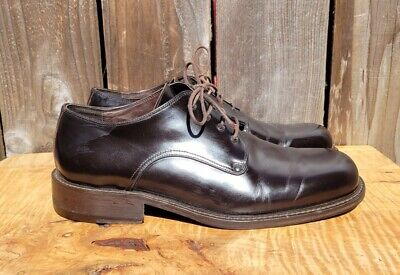 To Boot New York 2842 Men's Brown Leather Oxfords Derby Shoe Size 11