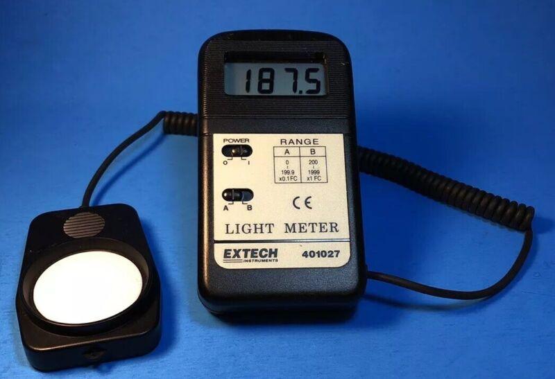 Extech 401027 Candle Light Meter