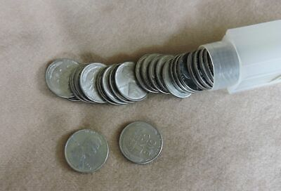 1943 UNCIRCULATED STEEL CENT - FROM BU ROLL