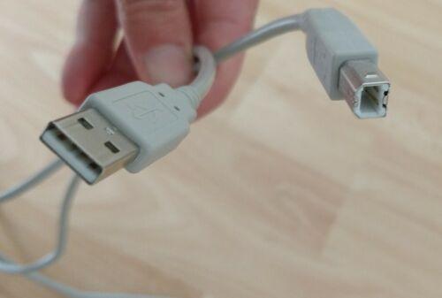 USB-Drucker-Kabel A auf B