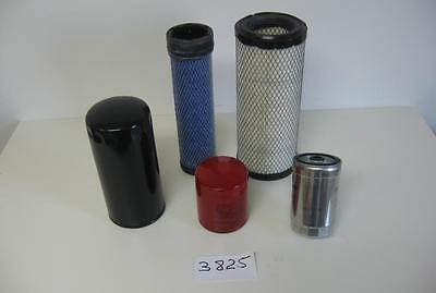 Mahindra Tractor Economy Pack Of 5 Filters -0455.0456.6648.3427.7147