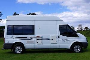 Kea Freedom Motorhome with Solar Panels, Shower, Toilet & Low Km Albion Park Rail Shellharbour Area Preview