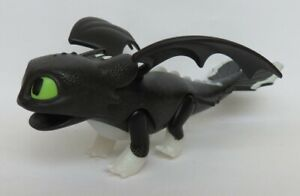 Playmobil How To Train Your Dragon   Baby Dragon (Black)  CUTE    Mint Condition