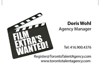 URGENT! Movie Extra's Needed - Must be 16-18 - Pays $12.50/hr""