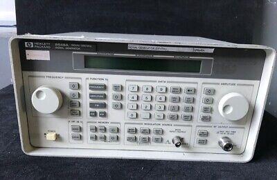 Agilent Hp 8648a Signal Generator