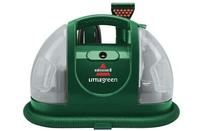 BISSELL Little Green Portable Spot and Stain Cleaner, 1400M ( NEW )