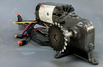 Ac Or Dc Gear Motor 115th Hp 4 Rpm