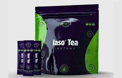 100% AUTHENTIC - Total Life Changes (TLC) Iaso INSTANT DETOX TEA (25 Sachets)