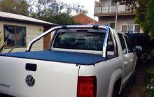 VW Amarok Sports Bar - Chrome Broadmeadow Newcastle Area Preview