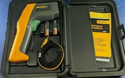New Fluke 561 Ir And Contact Thermometer Case