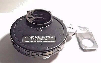 Nikon Microphot Ma X2 Universal Condenser Turret