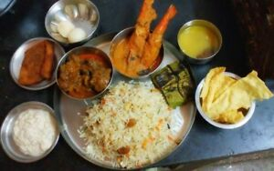 Bengali food catering for party/whole week
