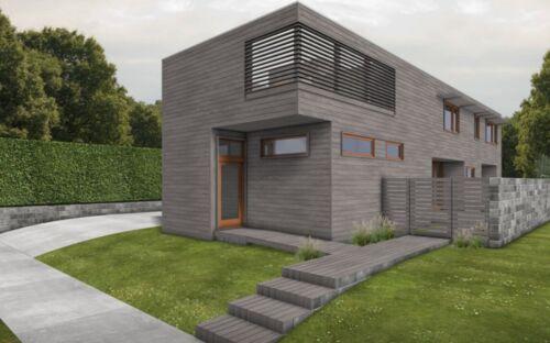 "House Plan ""SUBURBAN LOFT""  2032 sq ft"