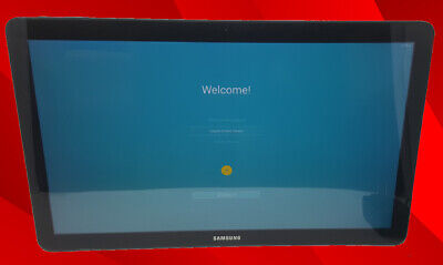 "Samsung Galaxy View BIG 18.4"" Tablet SM-T670 32GB Octa Core Lock Glued to Stand"
