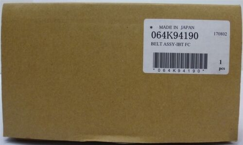 XEROX 064K94190 Belt Assembly IBT FC Versant 80 180 2100 3100 NEW OEM