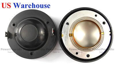 2PCS Replacement Diaphragm For Peavey 14XT & PR, TLS, PV-12M US WAREHOUSE -