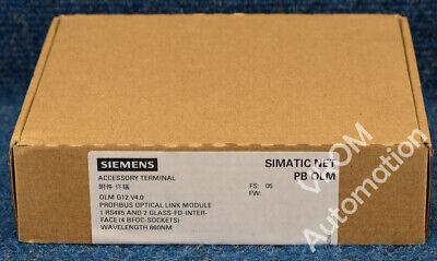 New Sealed Siemens 6gk1503-3cb00 Fs 05 Simatic Net Pb Olm Terminal Profibus