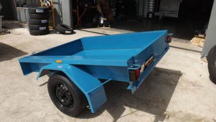 Trailers from $710 at John Papas Trailers. Australian Made.