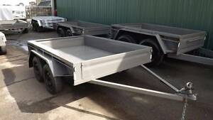 8x5 Tandem Trailer from John Papas Trailers. Australian made. St James Victoria Park Area Preview