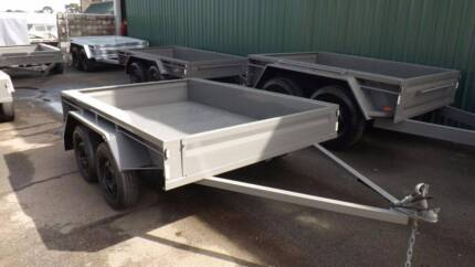 8x5 Tandem Trailer from John Papas Trailers. Australian made. Welshpool Canning Area Preview