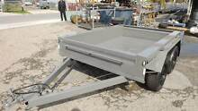 8x5 Rocker Tandem Trailer with Brakes. Australian Made. Welshpool Canning Area Preview