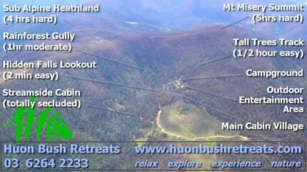 Eco-Tourism Retreat in extensive private reserve