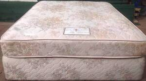 Comfortable Queen bed set. Delivery can be organised Kingsbury Darebin Area Preview