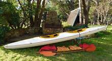 Lettmann touring kayak (excellent condition) Aldgate Adelaide Hills Preview