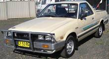 1991 Subaru Brumby Other Armidale Armidale City Preview