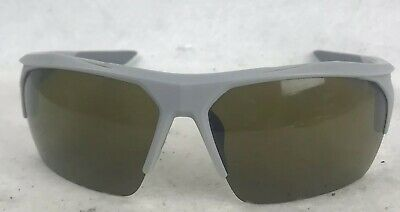Terminus Men's Matte Wolf Grey Semi-Rimless Sport Sunglasses EV1069 013 Gent (Gents Sunglasses)