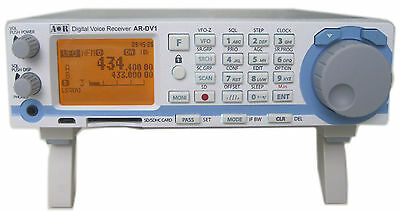 AOR AR-DV1 wideband communications receiver UNBLOCKED version