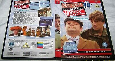 ONLY FOOLS AND HORSES -XMAS SPEC 85 TO HULL AND BACK NEW REGION 2