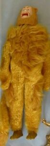 1980'S WIZZARD OF OZ DOLL ~ THE LION