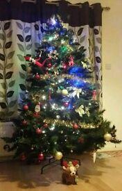 6.5ft Christmas tree Free