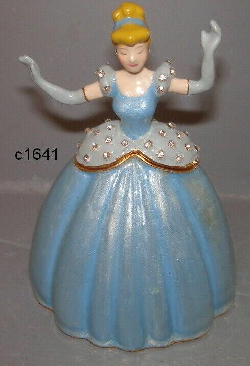 Dept 56 Bejeweled Disney Box CINDERELLA new in box